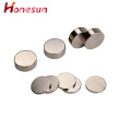 High Quality Cylinder Rare Earth Magnets