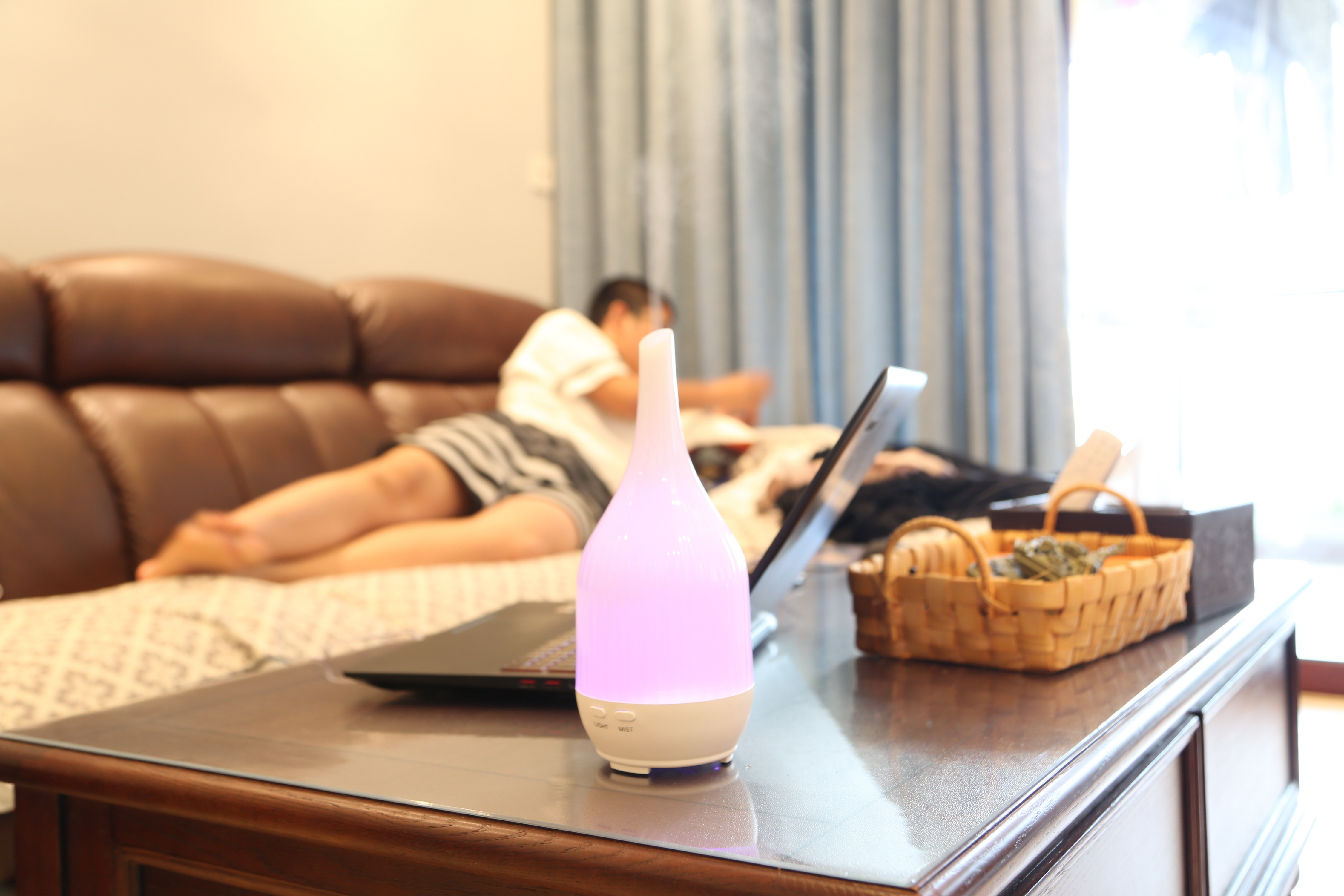 Newly Ultrasonic Cool Mist Air Humidifier