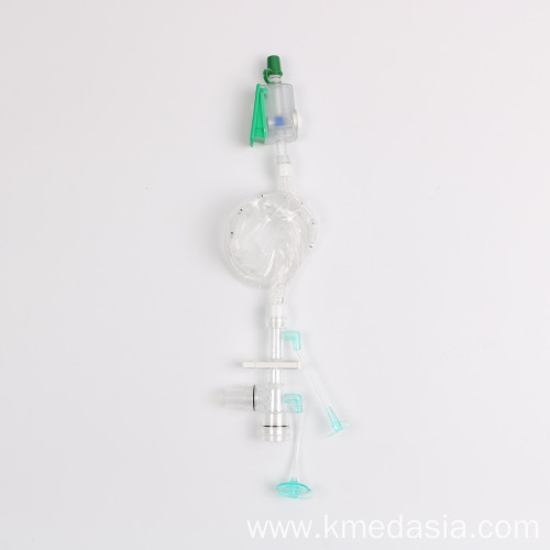 Medical Disposable PVC Closed Suction Catheter