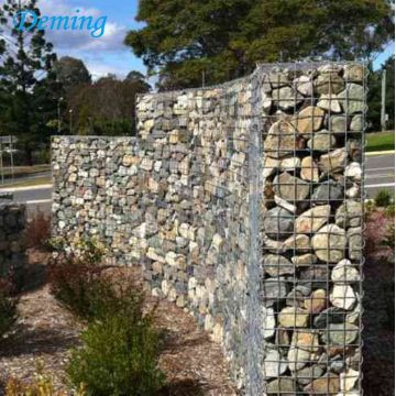 Discount Retaining Wall Welded Gabion Price