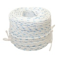 factory sale 2mm braided high tensile nylon rope