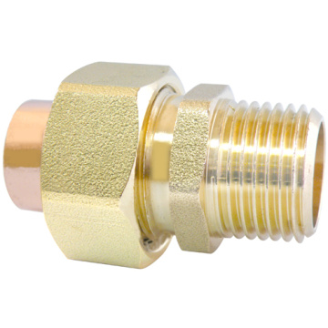 Cylinder Brass Male Union