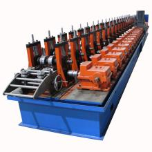 Factory Galvanized 5.5KW c shape purlin roll machine