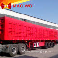 3 Axle 40ton Dry Box Van Cargo Trailer
