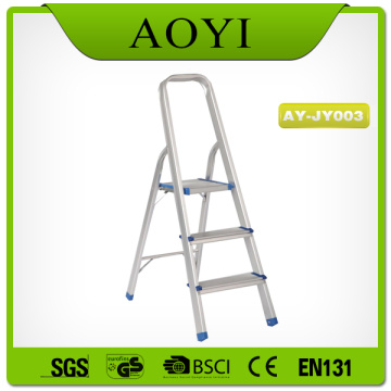 aluminum steps household ladder