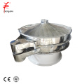 Corn starch powder vibrating wet sieve saperator sifter