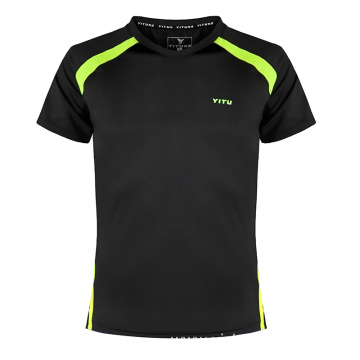 Moisture Wicking Dry Fit T Shirt For Men
