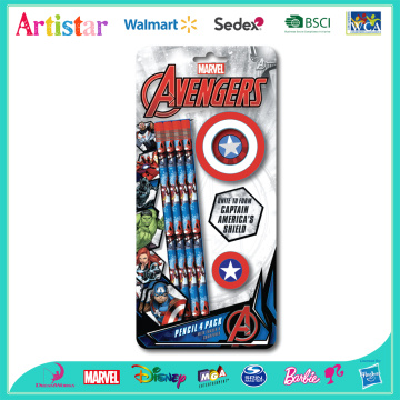 Avengers 4 pencil pack