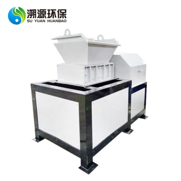 Scrap PCB Biaxial metal shredder