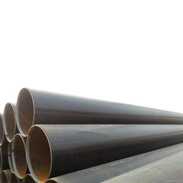 Erw Longitudinal Welded A333 Pipe Tube
