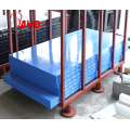 Plastic Pa6 polyamide nylon blue sheet boards