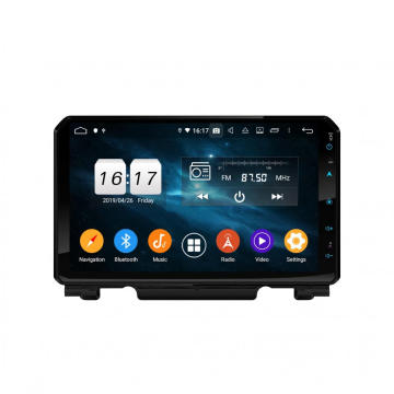 Android multimedia player for right hand Suzuki Jimny