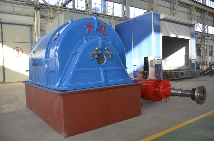 Steam Turbine Generator 12