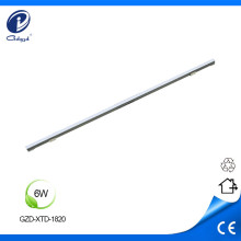 6W low power led linear facade light