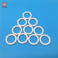 alumina zirconia ceramic lining gasket spacer washer