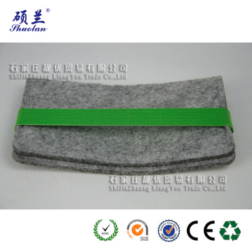 Hot sale customized design felt card bag