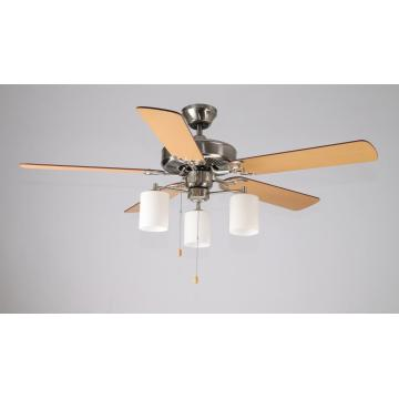 classic ceiling fan with light