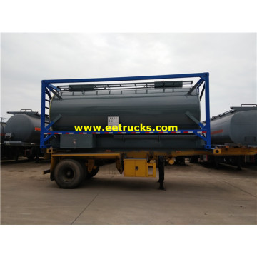 24000L 20feet H3PO4 Tank Containers