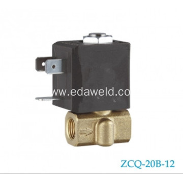 Female Mig Welding Machines Connector Gas Valve