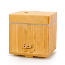 2019 Bamboo Diffuser Essential Oil Ultrasonic