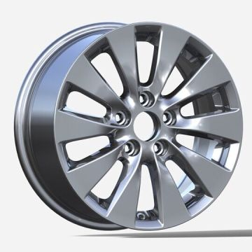 Custom Honda Replica Wheel Silver 16-17