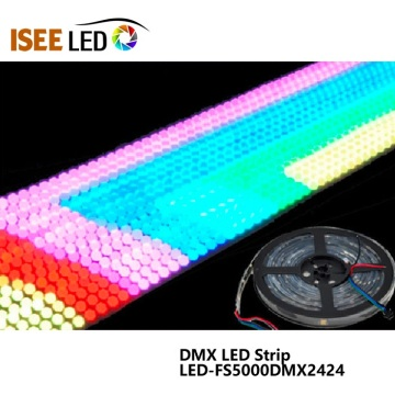 DMX RGB Led Strip Light Madrix Control