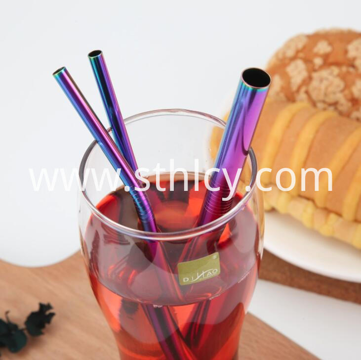 stainless steel straws eco friendly