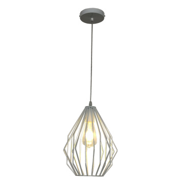 Black Iron Energy-saving Indoor Pendant