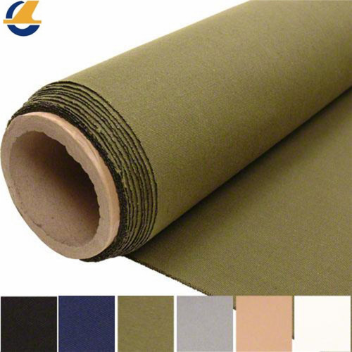 Foldable multi-color polyester tarpaulin fabrics