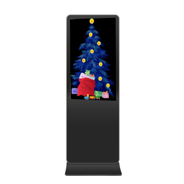 43-inch floor standing player digital signage player
