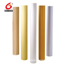 Single side silicone coated glassine release paper