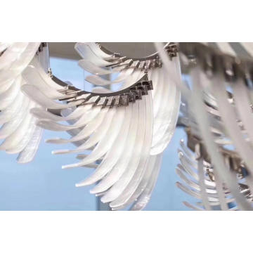 Modern Indoor engineering commercial led chandelier light