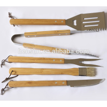 5Pcs Stainless Steel Barbecue Grilling Tool Set
