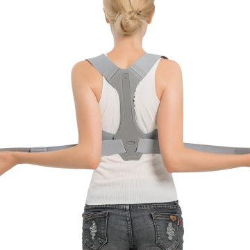 Breathable clavicle support posture corrector