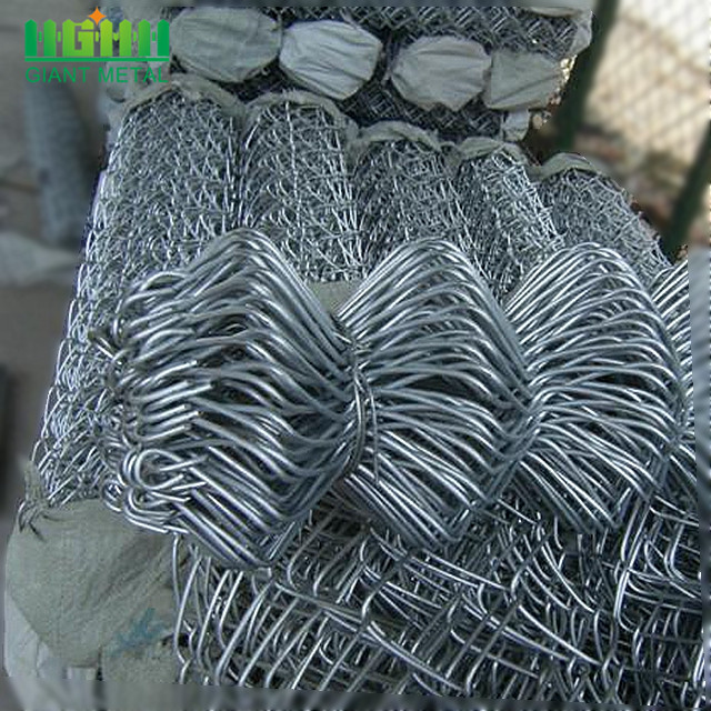 Fence Mesh Application Square Hole Chain Link Fence