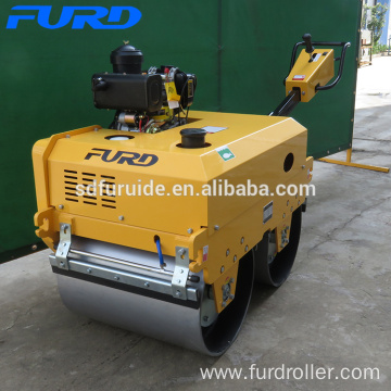 Hydrostatic Double Drum Manual Vibratory Roller (FYL-S700)