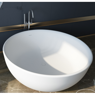 Homeused Freestanding Round Bathtub