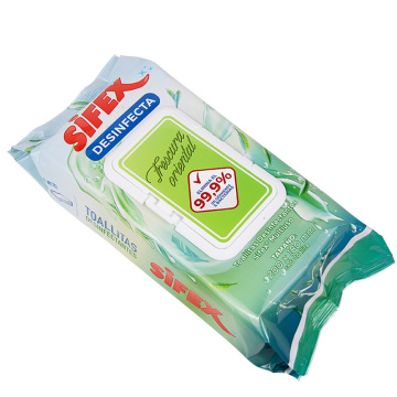 Antibacterial Sanitary Hand Wipes for Disinfecting