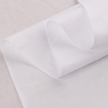 CVC Plain White Fabric