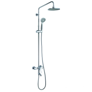 Mixer Rainfall Head Shower System 3 Functions