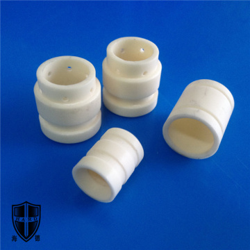 abrasive electronic alumina zirconia eyelet machining parts