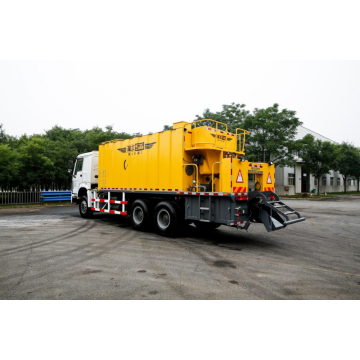 Micro-surfacing Slurry Seal Truck