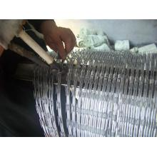 concertina razor wire machine