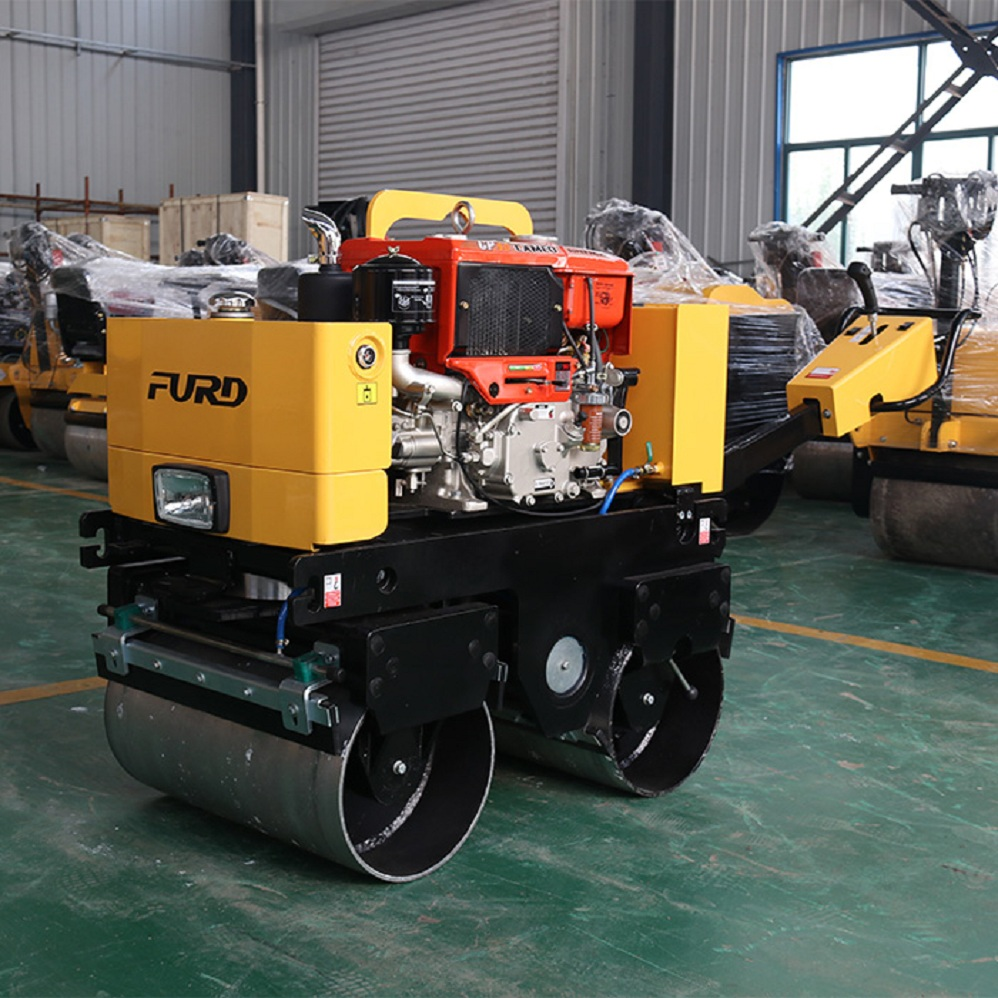 Reasonable Price Hand Roller Compactor Machine