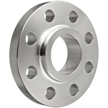 Stainless steel RF lap joint flange