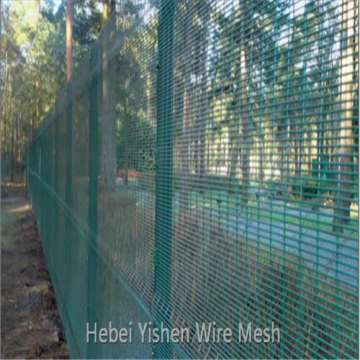 High Security PVC 358 Anti Climb Fence
