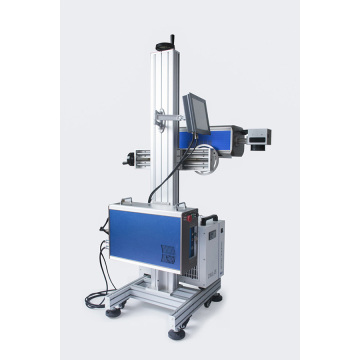 Flying 3W UV Laser Marking Machine For Cable