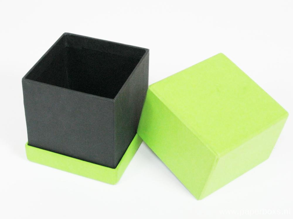 Lid and Bottom Tea Packaging Box With Shoulder
