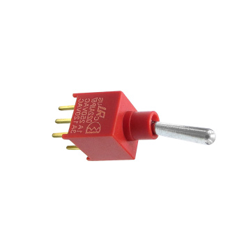 IP67 Electrical Sub-miniature Toggle Switches