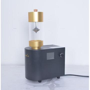 Computer type full automatic curve control 150g hot air coffee beans roaster commercial
